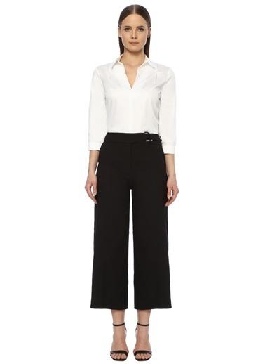NetWork Kadın 1073799 Cropped Pantolon Siyah